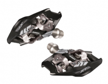 SHIMANO XT M8020 SPD PEDALS (PAIR INC CLEATS)